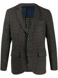 Massimo Piombo Mp Button Up Jacket 60