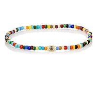 Luis Morais Men's Wheel Bead Bracelet No Color
