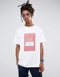 Cayler And Sons Oversized T Shirt In White