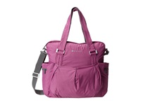 Sherpani Wisdom Yoga Tote Bag Aster Tote Handbags Purple
