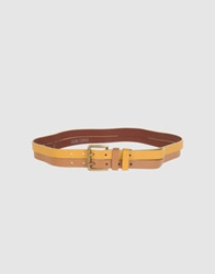 Armand Basi Belts Camel