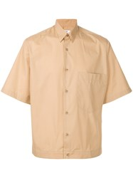Cmmn Swdn Short Sleeved Shirt Nude And Neutrals