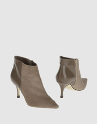 Aldo Brue Ankle Boots Dove Grey