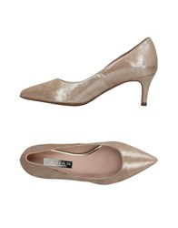 Marian Pumps Beige