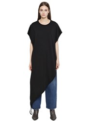 Maison Martin Margiela Cotton Jersey T Shirt Dress