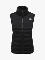 The North Face Stretch Down 'S Gilet Tnf Black