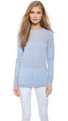 Whistles Knitted Jacquard Sweater