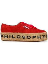 Philosophy Di Lorenzo Serafini Superga X Red