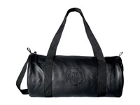 The Kooples Leather Sports Bag Black