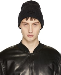 Rag And Bone Grey Merino Addison Beanie