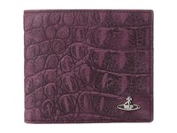 Vivienne Westwood Amazon Bifold Wallet Purple Wallet Handbags