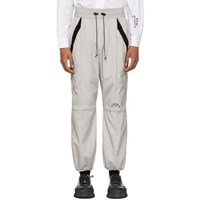 A Cold Wall Beige Technical Lounge Pants