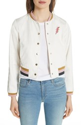 Ted Baker London Colour By Numbers Bomber Jacket