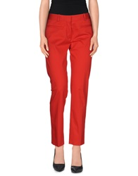 Christian Dior Dior Casual Pants Red