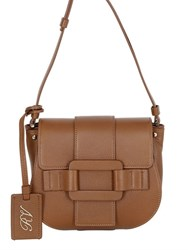 Roger Vivier Pilgrim De Jour Leather Shoulder Bag