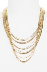 Nordstrom Women's Snake Chain Necklace Gold