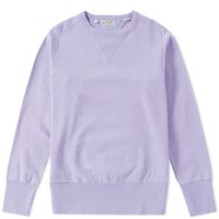 Levi's Vintage Clothing Bay Meadows Crew Sweat Purple