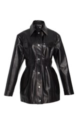 Ellery West Shaped Jacket Black