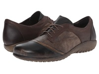 Naot Footwear Harore Bronze Brown Volcanic Brown Grecian Gold French Roast Mine Brown Women's Flat Shoes