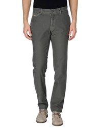 Mason's Trousers Casual Trousers Men Military Green