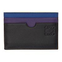 Loewe Multicolor Rainbow Plain Card Holder