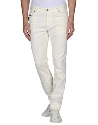 Cnc Costume National C'n'c' Costume National Jeans Ivory