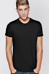 Boohoo Crew Neck T Shirt Black