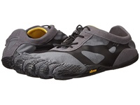 Vibram Fivefingers Kso Evo Grey Black Men's Running Shoes Gray