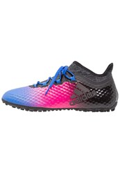 Adidas Performance X Tango 16.1 Tf Astro Turf Trainers Shock Pink Core Black Blue