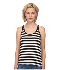 Volcom A Lytle Fiction Tank Top Black Women's Sleeveless