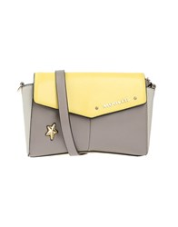 Thierry Mugler Bags Handbags Women Yellow
