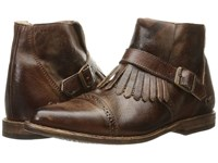 Bed Stu Dipper Teak Rustic Rust Leather Women's Boots Brown