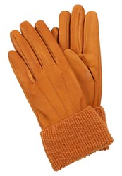 Boss Orange Gundy Gloves Pastel Brown