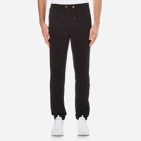 Hugo Boss Green Men's Hadiko Sweatpants Black