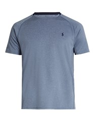 Polo Ralph Lauren Training Performance T Shirt Light Blue
