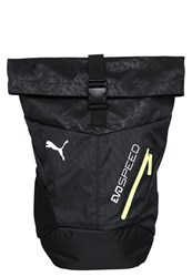 Puma Evospeed Rucksack Black Green Gecko Safety Yellow Blue