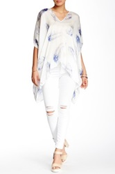 Biya Print Silk Tunic Multi