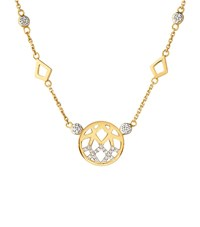 Links Of London Timeless Pave Necklace Female