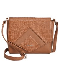 Nine West Chic And Simple Crossbody Tobacco
