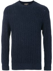 N.Peal The Thames Cable Knit Jumper 60