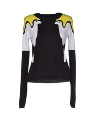 Jc De Castelbajac Sweaters Black