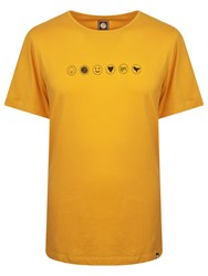 Pretty Green Men's Rushcroft T Shirt Orange
