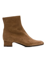 P.A.R.O.S.H. Ankle Boots Brown
