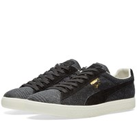 Puma X United Arrows Clyde Black