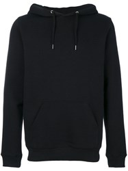 Soulland Wallace Hoodie Cotton Polyester M Black