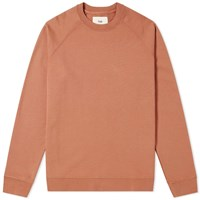 Folk River Sweat Orange