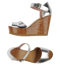 Fornarina Footwear Sandals Women Silver
