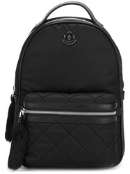 Moncler Small 'Georgette' Backpack Black