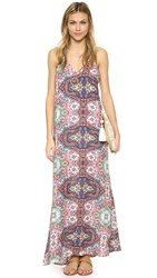 Yumi Kim Hot Summer Night Maxi Dress Arabian Night