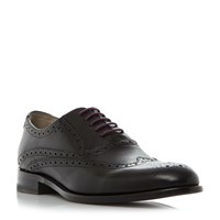 Oliver Sweeney Fellbeck Wingtip Classic Brogue Shoes Black